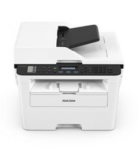 Multifuncion ricoh inyeccion monocromo sp 230sfnw fax/ a4/ 30ppm/ 64mb/ usb/ red/ wifi/ adf/ duplex impresion