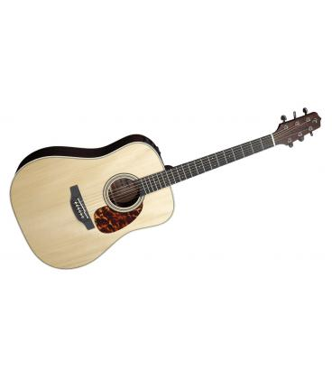 GUITARRA TAKAMINE CP5 E/A DREADNOUGHT - AD NATURAL - Imagen 1