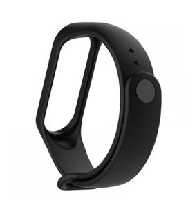 Correa original xiaomi mi band 3 silicona color negro