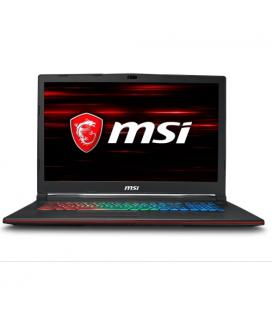 MSI GP73-419XES i7-8750 16GB 256+1TB 1050Ti DOS 17