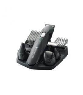 Kit remington pg6030 multifuncion edge grooming kit / acero inoxidable / recargable/ led