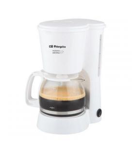 Cafetera de goteo orbegozo cg 4012 - 650w - 6 tazas - filtro permanente extraible - jarra cristal con tapa - Imagen 1