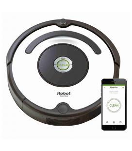 Robot aspirador irobot roomba 675 - navegación iadapt - limpieza 3 fases - sensores acusticos - aplicación irobot home