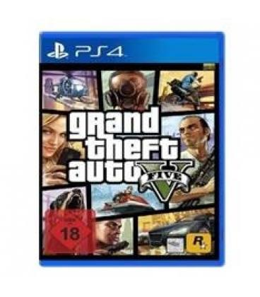 Juego Ps4 Grand Theft Auto Gta V Gta 5