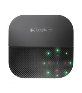 Altavoz manos libres logitech mobile speakerphone p710e para todos los dispositivos moviles - Imagen 1