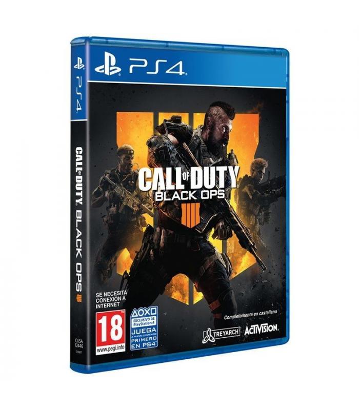 Juego Sony Ps4 Call Of Duty Black Ops Iiii