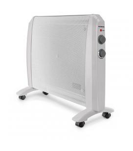 Radiador de mica mondial a-10 heater - 1500w - termostato regulable - sistema seguridad 360º - ubicación mural - Imagen 1