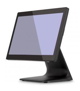 Tpv kt-100 ft w negro - qc j1900n 2ghz - 4gb ddr3 - 64gb ssd - monitor 15.6'/39.6cm táctil - freedos