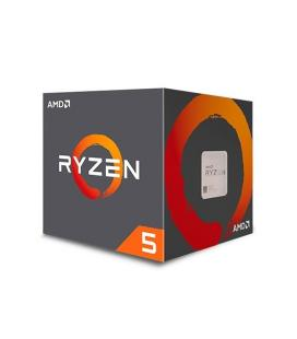PROCESADOR AMD AM4 RYZEN 5 2600X 6X3.6GHZ/16MB BOX