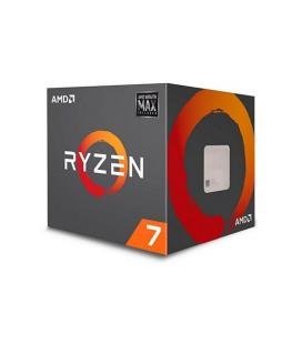 PROCESADOR AMD AM4 RYZEN 7 2700 MAX 8X3.2GHZ/16MB BOX