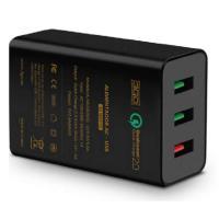 CARGADOR USB UNIVERSAL 3GO ALMUSB3QC - Imagen 1