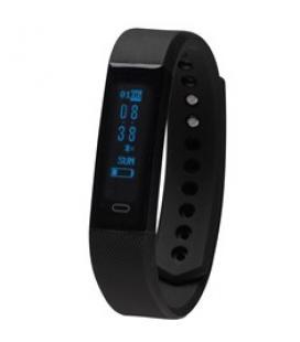 "Pulsera reloj deportiva denver bfh-15 negro 0.87""/ bluetooth/ fitnessband"