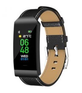 "Pulsera reloj deportiva denver bfh-250 negro/ 0.96""/ bluetooth/ ip68/ fitnessband"