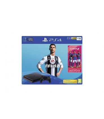 CONSOLA SONY PLAYSTATION 4 SLIM 1TB + FIFA 19