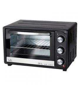 Horno de sobremesa jata hn928 - 1500w - capacidad 28l - función grill - indicador luminoso - temporizador de 60 min - bandeja y