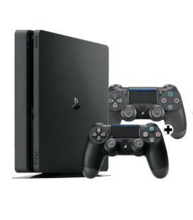 CONSOLA SONY PS4 1TB + 2 DUALSHOCK