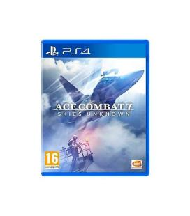 JUEGO SONY PS4 ACE COMBAT 7 SKIES UNKNOWN - Imagen 1