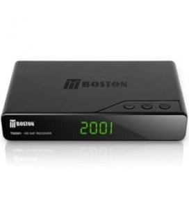 Receptor satelite de sobremesa tboston ts-2001 / wifi / 2x usb / mp3 / pvr / dvb-s2