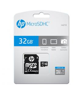 Tarjeta memoria micro secure digital sd 32gb hp class 10 u1