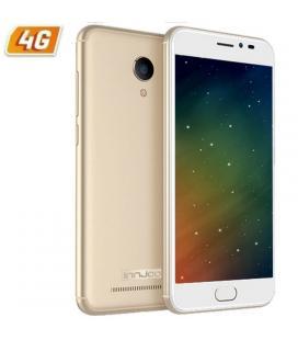 Smartphone móvil innjoo voto gold - qc 1.3ghz - 16gb - 2gb ram - 5'/12.7cm hd - cámara 5/8mpx - android 7.0 - 4g - bat 3000mah
