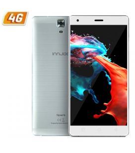 Smartphone móvil innjoo spark grey - qc 1.3ghz - 8gb - 1gb ram - 5'/12.7cm hd - cámara 5/2mpx - android 6.0 - 4g - bat 2500mah