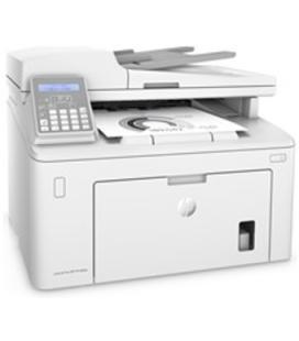 Multifuncion hp laser monocromo laserjet pro m148fdw fax/ a4/ 28ppm/ 256mb/ usb/ red/ wifi/ adf/ duplex impresion