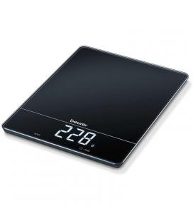 Báscula de cocina beurer ks-34 - hasta 15kg - pantalla magic fácil lectura - función hold y tara - Imagen 1