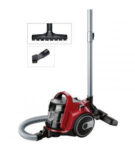 Aspirador sin bolsa bosch gs05 cleann'n - 700w - deposito 1.5l - boquilla para moqueta y suelos duros - radio de acción 9 m