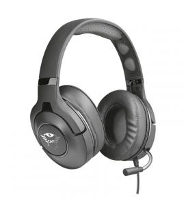 Auriculares trust gaming gxt 420 rath multiplatform - diadema ajustable - micrófono retractil - drivers 50mm - comp pc/ps4/xbox