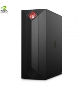 Pc hp omen obelisk 875-0912ns - i7-8700 3.2ghz - 16gb - 2tb+256gb ssd - gf gtx1060 6gb - wifi ac - bt 4.2 - w10 - teclado+ratón