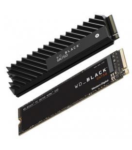 SSD WESTERN DIGITAL WD BLACK SN750 NVMe PCIE GEN3 M.2 1TB 3D1
