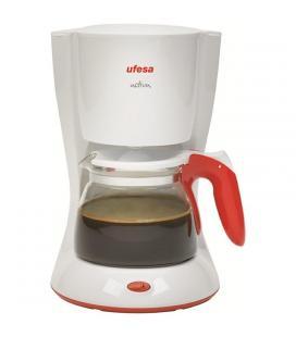 Cafetera de goteo ufesa cg7223 activa - 1000w - capacidad 1.25l - filtro permanente - Imagen 1