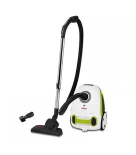 Aspirador de trineo ufesa ac3055 - 800w - capacidad 2l - filtro hepa 13 - cepillo alta eficiencia 2 en 1 - cepillo parquet -