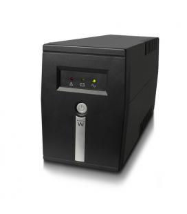 EWENT UPS 800VA Line Interactive with AVR, 1 x CEE7/3 port & 1 x C