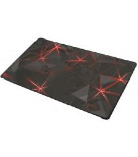 Alfombrilla genesis carbon 500 flash gaming para mouse raton y teclado xxl 450 x 900