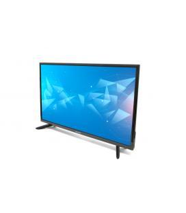 "TV MICROVISION 40"" 40FHDSMJ18-A LED FHD SMART TV NEGRO - Imagen 1"