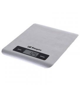 Báscula de cocina orbegozo pc 1016 - hasta 5 kg - precisión 1g - calcula el volumen de agua y leche (ml) - Imagen 1