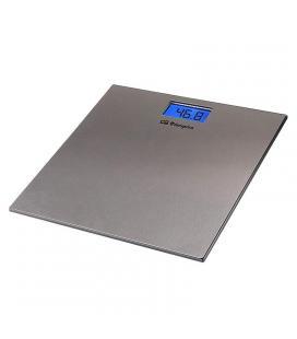 Báscula de baño orbegozo pb 2222 - 4 sensores - hasta 150kg - precisión 100g - amplia plataforma 30*30*1.9cm - Imagen 1