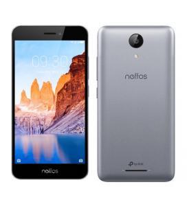"SMARTPHONE TP-LINK NEFFOS C7A 5"" 2/ 16GB PLATA F2MPX T8MPX 4G"
