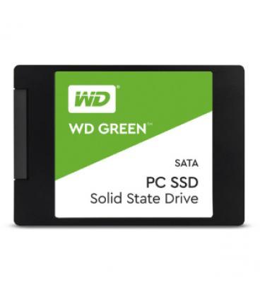 "SSD WESTERN DIGITAL WD GREEN SATA 2.5"" 480GB 3D1-WDS480G2G0A - Imagen 1"