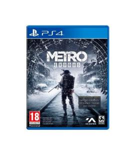 JUEGO SONY PS4 METRO EXODUS DAY ONE EDITION