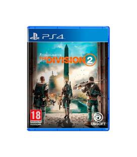JUEGO SONY PS4 THE DIVISION 2