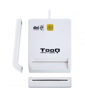 Tooq Lector de tarjetas DNIE usb 2.0 blanco