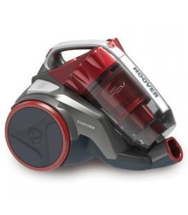 Aspirador de trineo sin bolsa hoover khross - 550w - capacidad deposito 1.8l - accesorio rincones/cepillo para polvo / boquilla