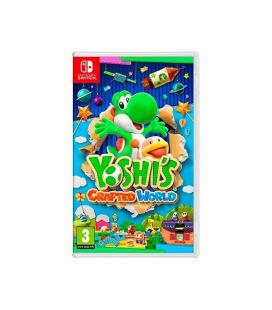 JUEGO NINTENDO SWITCH YOSHI S CRAFTED WORLD