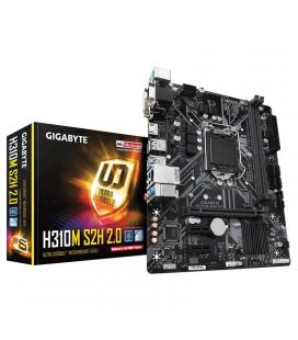 Placa base gigabyte h310m s2h 2.0 - para intel core 8th gen - optimizado procesadores intel 9000 - skt lga1151 - 2*ddr4 - - Imag