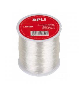 Bobina de cuerda de silicona semielastica apli 14049 - 100m - Imagen 1
