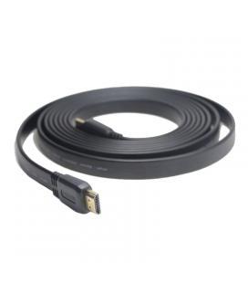 Gembird Cable Conexión HDMI V1.4 Plano 3 Mts