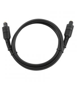 Gembird Cable Audio Optico Toslink 1 Mts Negro