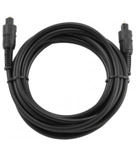 Gembird Cable Audio Optico Toslink 3 Mts Negro